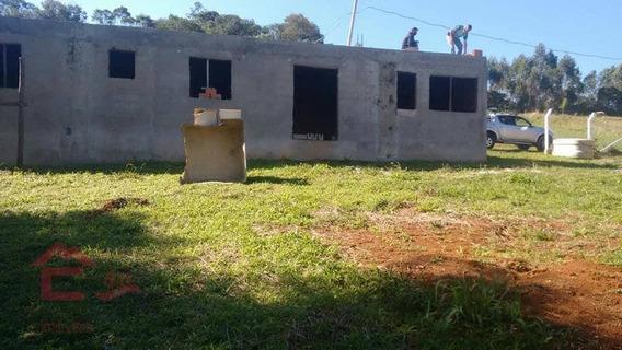 Chácara Com 2 Dormitórios À Venda, 1050 M² Por R$ 150.000 - Terras De São Felipe (caucaia Do Alto) - Cotia/sp - Ch0076