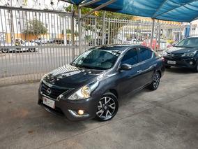 Nissan Versa 1.6 Sl Cvt 16v 4p Automatico 2017