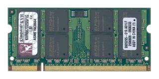 Memoria Ram Kingston - 1 Gb - Ddr2 - Modelo: Kvr667d2s5/1g