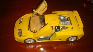 Carro De Colección. Bugarago. Buggatti 1/18