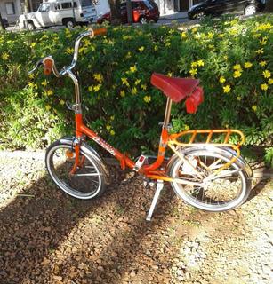 Bicicleta Plegable Aurorita Rodado 16 Original
