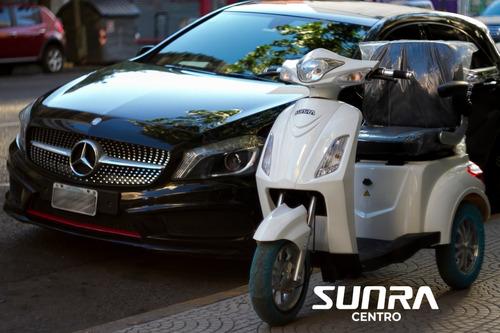 Imagen 1 de 10 de Triciclo Electrico Sunra Shino Acido Y Litio / A
