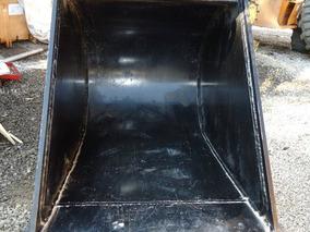 54) Cucharon Para Retro Cat 60 Cm Sin Picos
