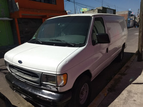 Ford Econoline 4.2 E-250 Van V6 At 2001