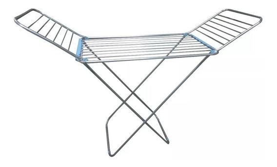 Tender Aluminio Con Alas Plegable Reforzado Grande Cuotas