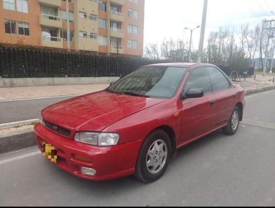 Subaru Impreza Fe Motor Boxer 1600