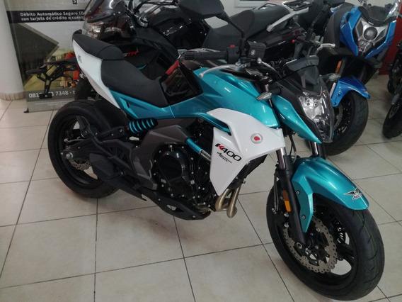 Moto Cfmoto Nk 400 Oportunidad Mejor Precio
