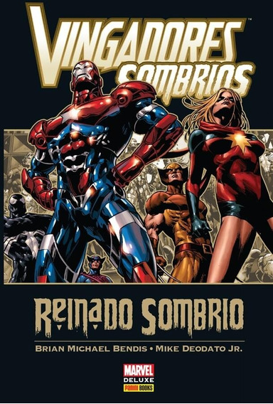 Vingadores Sombrios: Reinado Sombrio - Capa Dura - Marvel