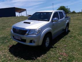 Toyota Hilux 3.0 Año 2012 Inmejorable Estado.