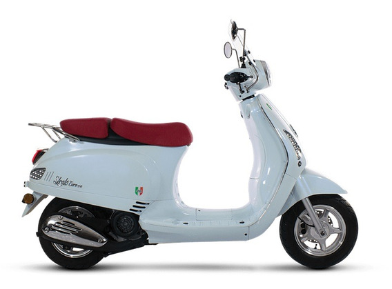 Scooter Motomel Strato Euro 150 0km 2019 Retro 999 Motos