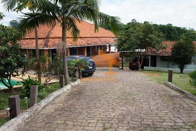 Chácara Residencial À Venda, Encosta Do Sol, Itatiba. - Ch0013
