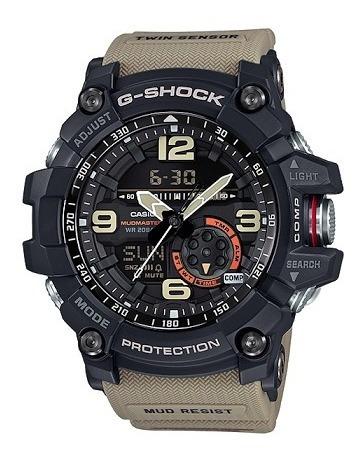 Relógio Casio G-shock Mudmaster Gg-1000-1a5cr