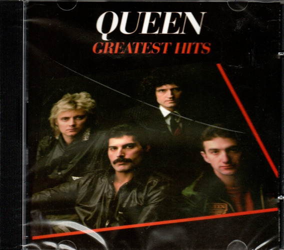 Cd Queen - Greatest Hits - Jbm
