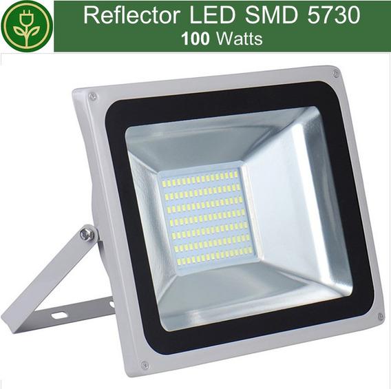 Reflector Led 100w Smd5730 Moderno Ahorrador Ip65