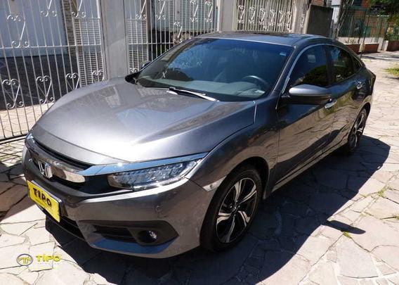 Honda Civic Sedan Touring 1.5 Turbo 16v Aut 4p