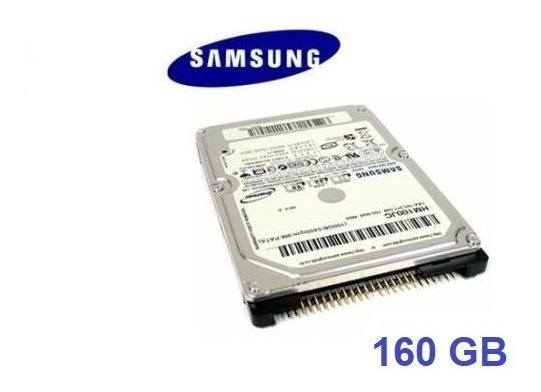 Hd Samsung 160gb (ide) + Case