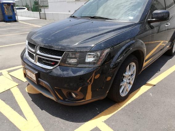 Dodge Journey 2016 Rt - 12 Meses De Garantía
