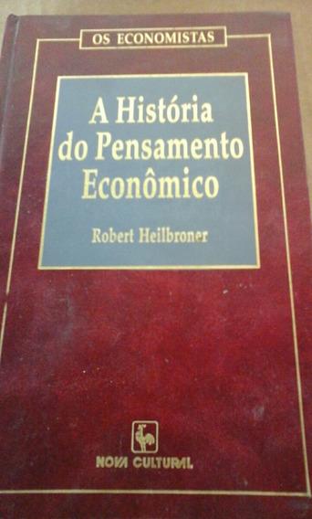 Livro A Historia Do Pensamento Economico