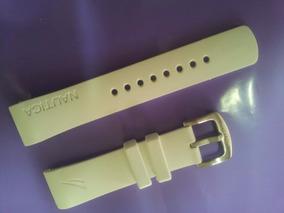 Pulseira Nautica Original N14536 N14537 A14556 N14524 Branco