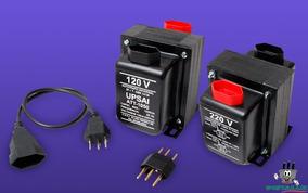 Transformador De Voltagem Modelo 3000va 220v-110v Upsai