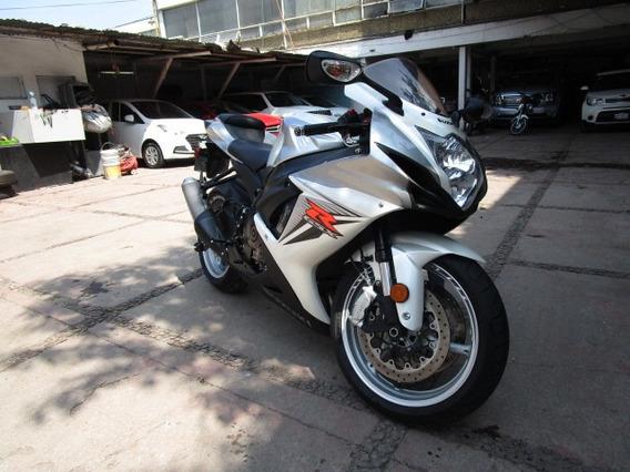 Suzuki Gsx- R600