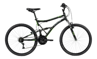 Bicicleta Mtb Caloi Xrt Aro 26 - 21 Marchas - Preto
