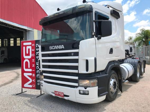 Scania 124 420 6x2 2007 ! R$129.000