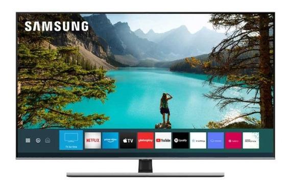 Smart Samsung Tv Qled 4k Q70t 55, Modo Ambiente 3.0, Borda I