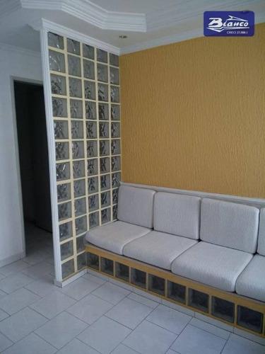 Imagem 1 de 21 de Apartamento Residencial À Venda, Vila Rio De Janeiro, Guarulhos. - Ap2806