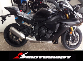 Yamaha Yzf R1 Tech Black Entrega Inmediata 2017 Motoswift
