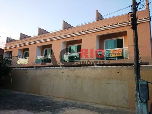Casa De Rua-à Venda-realengo-rio De Janeiro - Agv73307