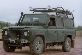 Land Rover Defender Tdi Año 99 Sw 110