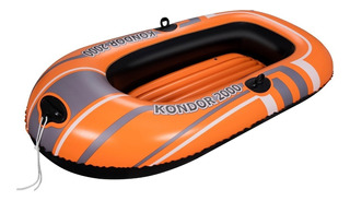 Bote Inflable Bestway 196x114 Cm 61100 - Envios - Luico