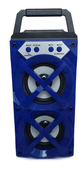 Caixa De Som Bluetooth Portátil Original Bh-1015