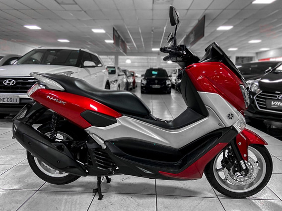 Yamaha Nmax 160 Abs Ano 2017 Financiamos Em 36x