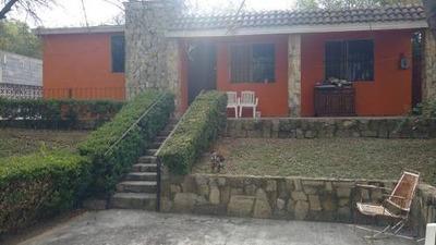 Quinta Campestre En Renta En Los Rodríguez Santiago