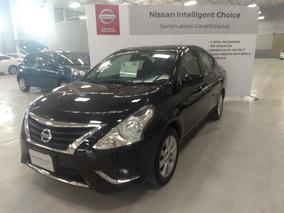 Nissan Versa 1.6 Advance At 2016
