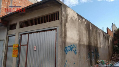 Terreno Residencial À Venda, Serpa, Caieiras. - Te0267