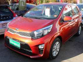 Kia Morning Ex 1.2l 2018
