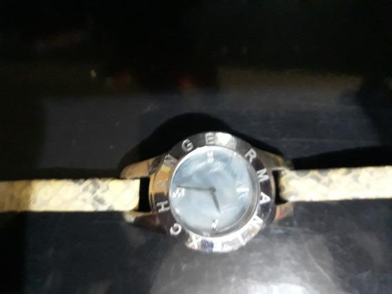 Relógio Original Armani Exchange Feminino Couro Cobra Ax4128