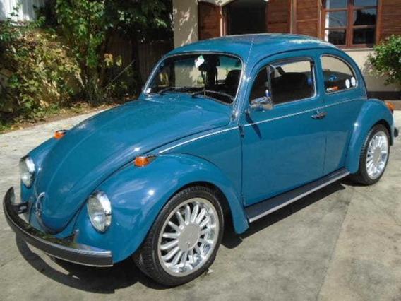 Volkswagen Fusca 1.600 A Álcool Raridade