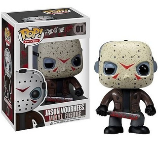Funko Pop! #01 Friday The 13th Jason Voorhees
