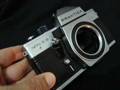 Câmera Praktica Mtl5b
