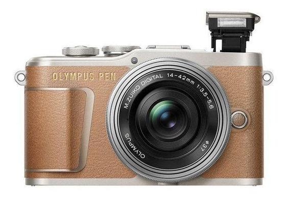 Câmera Olympus Pen E-pl9 14-42 Mm