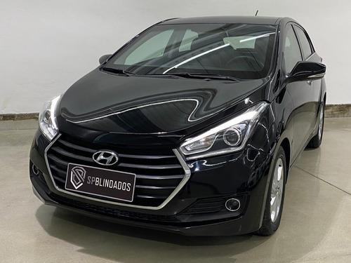 Hyundai Hb20 Premium 2017 Blindado Rino Niiia