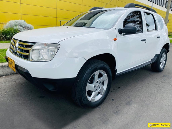 Renault Duster Expression Mt 1600cc 4x2 Media