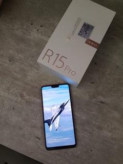 Celular Oppo R15 Pró 128 Gb 6 Ram Colors Bump 6