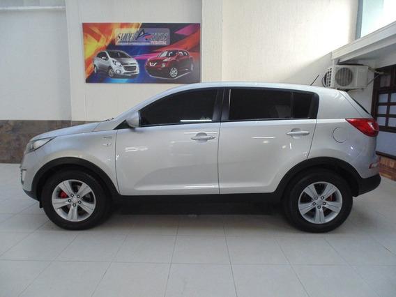 Kia New Sportage Lx 2012 Plata