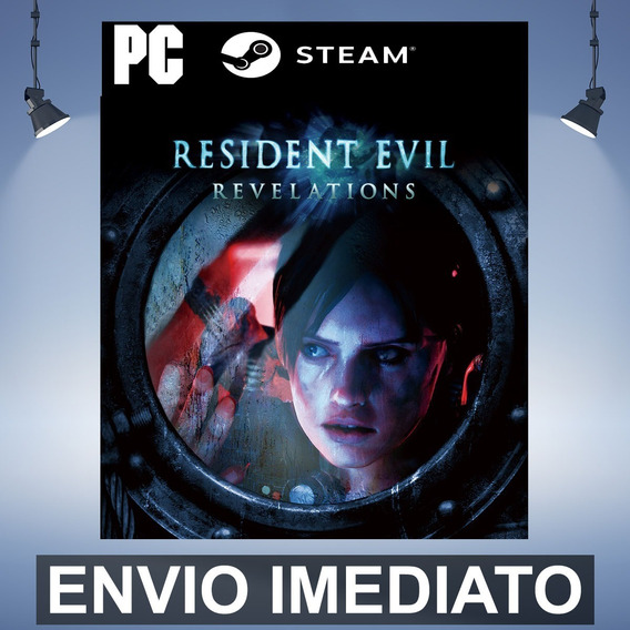 Resident Evil Revelations Pc Steam Gift Presente
