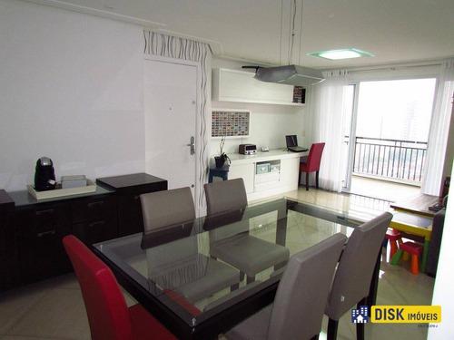 Cobertura Com 3 Dormitórios À Venda, 170 M² Por R$ 1.000.000,00 - Vila Baeta Neves - São Bernardo Do Campo/sp - Co0031